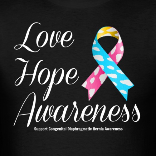 Love Hope Awareness white