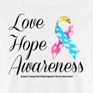 Love Hope Awareness blk
