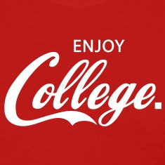 ENJOY College Women's T-Shirt