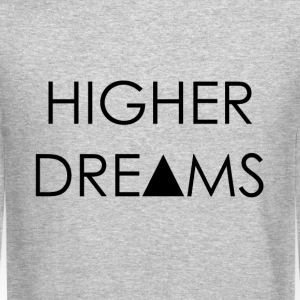 Higher Dreams Crewneck - Crewneck Sweatshirt
