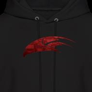 Design ~ Mcsportzhawk Hawk Hooded Sweatshirt