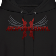 Design ~ Mcsportzhawk Wings Hooded Sweatshirt