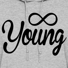 Forever Young Hoodies - stayflyclothing.com