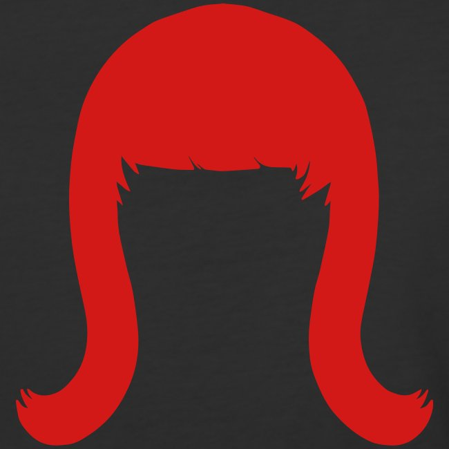 Miss Coco Peru Wig Baseball Tee