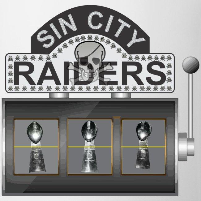 Sin City Raiders slots cup