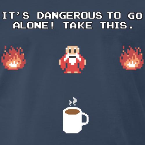Zelda Old Man Coffee