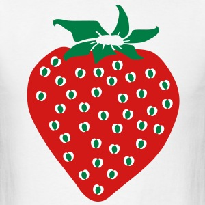 Strawberry T-Shirts - Men's T-Shirt