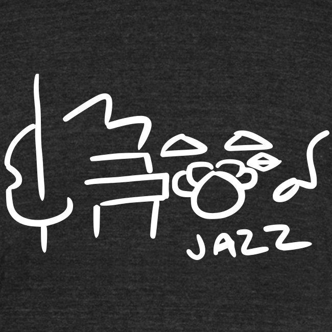 jazz (black tri-blend)