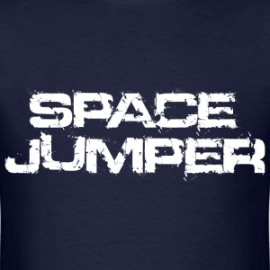 space_jump_defused T-Shirts - Men's T-Shirt