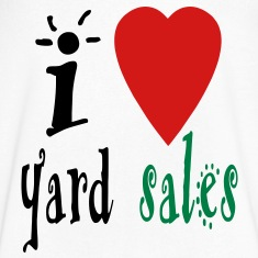 i_heart_yard_sales3 T-Shirts