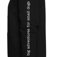 Design ~ small club's signature hoodie