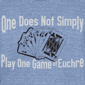 One Does Not Simply Play One Game of Euchre