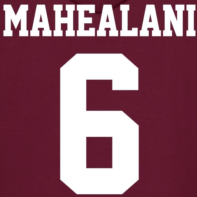 """MAHEALANI 6"" - Hoodie (S Logo, NBL)"