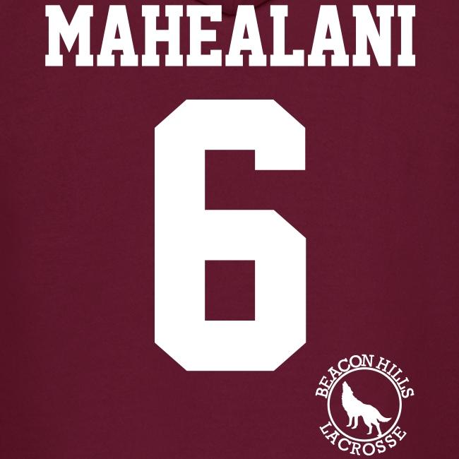 """MAHEALANI 6"" - Hoodie (XL Logo +S)"