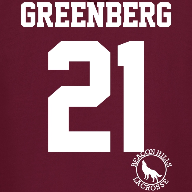 """GREENBERG 21"" - Hoodie (XL Logo +S)"
