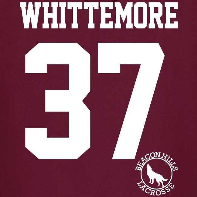 """WHITTEMORE 37"" - Hoodie (XL Logo +S)"