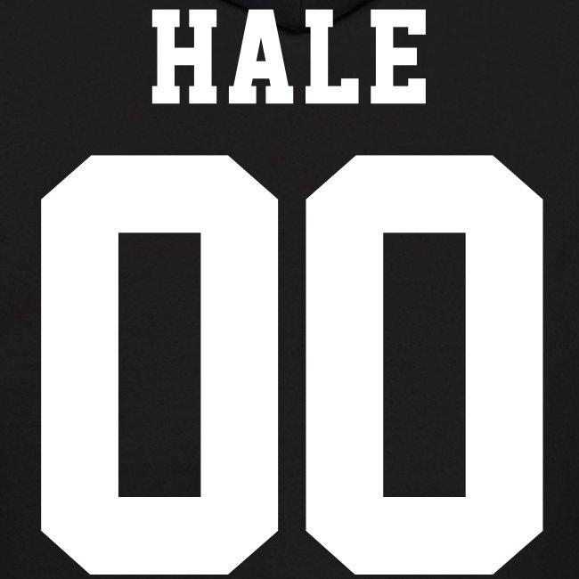 """HALE 00"" - Hoodie (S Logo, NBL)"