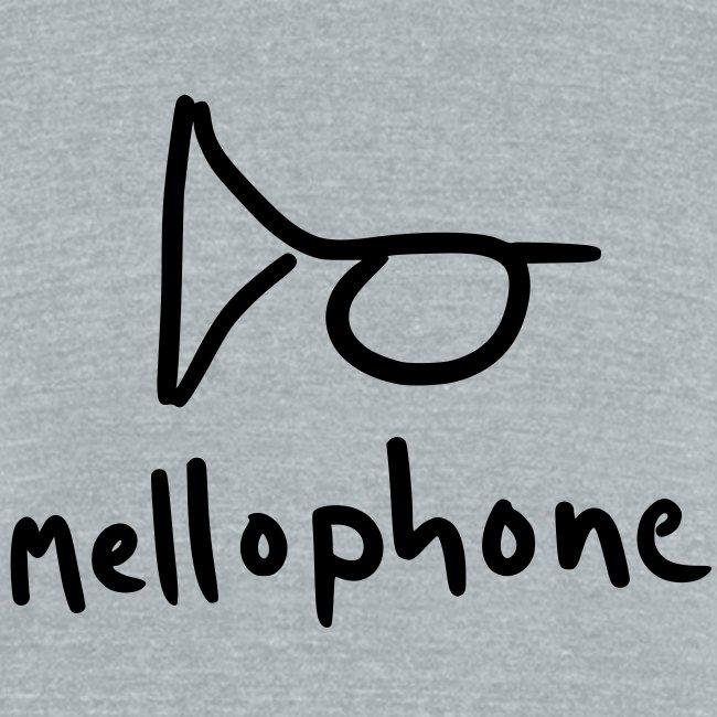 mellophone (grey tri-blend)