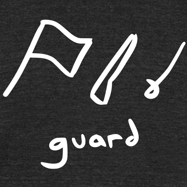 guard (black tri-blend)