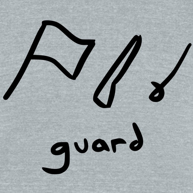 guard (grey tri-blend)