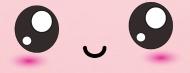 Kawaii happy face