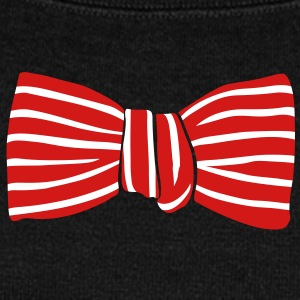Bowtie Long Sleeve Shirts - Women's Wideneck Sweatshirt