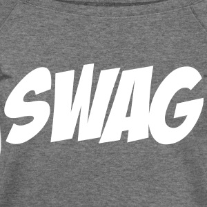 SWAG - Women's Wideneck Sweatshirt