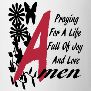amen2 Accessories - Coffee/Tea Mug