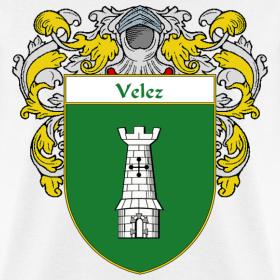 Velez Coat of Arms/Family Crest | 415197
