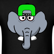 Design ~ Elephant T-Shirt