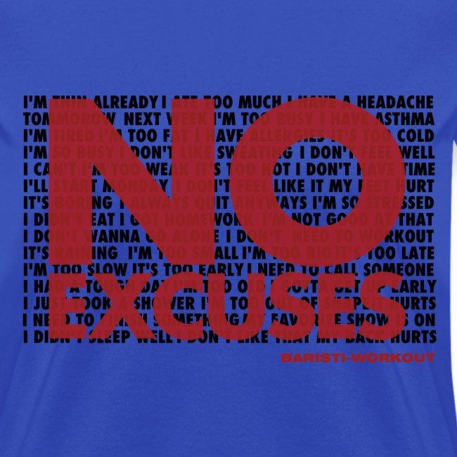 No Exuses - Women