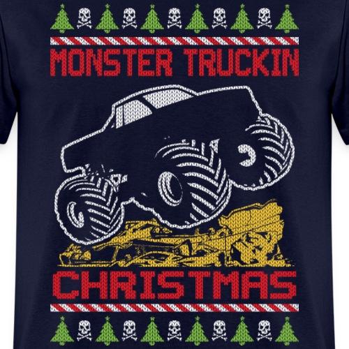 Christmas Monster Truckin
