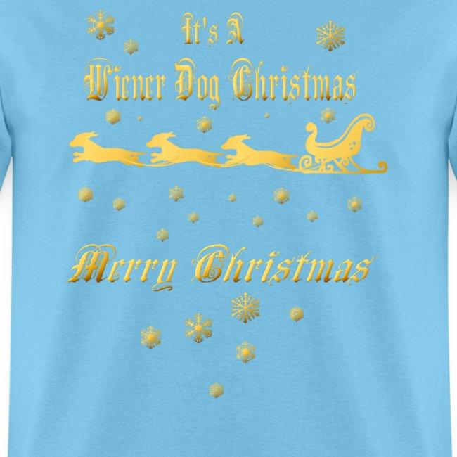 Wiener Dog Christmas
