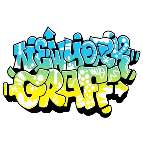 LAWE/SUB53 New York Graffiti Design