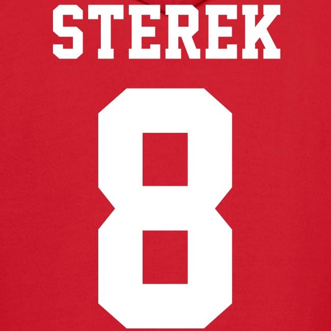 """""""STEREK 8"""" - Hoodie (XL Logo, NBL)"""