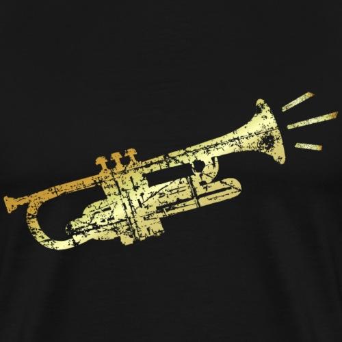 Trumpet (Ancient Gold)