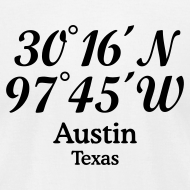Design ~ Austin T-Shirt Coordinates