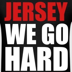 jersey_we_go_hard - Men's T-Shirt