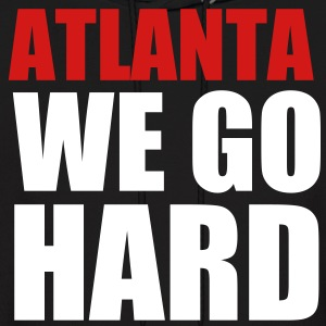 atlanta_we_go_hard - Men's Hoodie