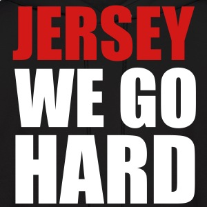 jersey_we_go_hard - Men's Hoodie