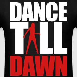 dance_till_dawn - Men's T-Shirt