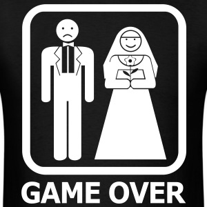 game_over - Men's T-Shirt