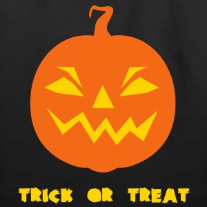 trick_or_treat ( happy halloween ) Bags  - Eco-Friendly Cotton Tote