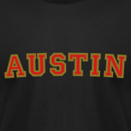 Design ~ Austin T-Shirt College Style