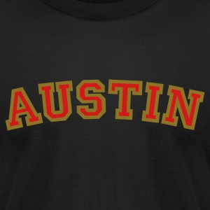 Austin T-Shirt - Men's T-Shirt by American Apparel