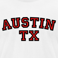 Design ~ Austin TX T-Shirt