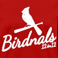 Design ~ Birdnals 12 in 12 Shirt Women Red