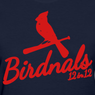 Design ~ Birdnals 12 in 12 Shirt Women