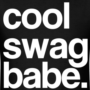 cool_swag_babe - Men's T-Shirt