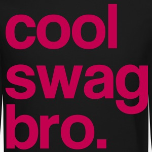 cool_swag_bro - Crewneck Sweatshirt
